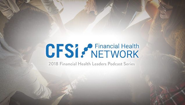 FinFit and the CFSI Talk [Financial Wellness] Shop