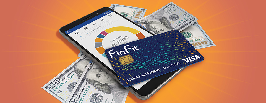 FinFit Launches the FinFit Visa Prepaid Card
