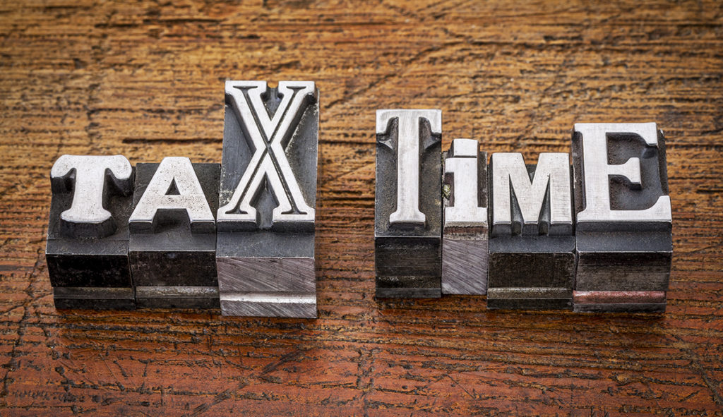 Tax Time: From E-File to X Factor